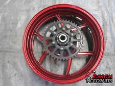 05 06 Kawasaki ZX6R ZX6 ZX636 Rear Wheel Sprocket Rotor STRAIGHT