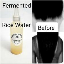 Rice Water Treatment Hair Rinse. 4 oz