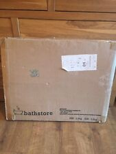 Bathstore Acryic End Bath Panel - White L700 X H540 - NEW IN BOX.