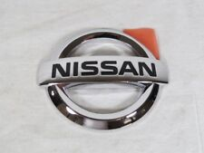 NISSAN SENTRA TRUNK EMBLEM 13-17 BACK NEW GENUINE OEM BADGE sign logo symbol