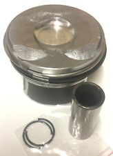 PISTON WITH RINGS FOR BMW - MINI COOPER, COOPER S JCW N14B16 +.5mm - 11257566019