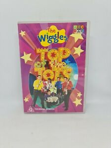 THE WIGGLES: TOP OF THE TOTS Season DVD Region 4 RARE Kids VGC Free Shipping