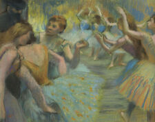 Edgar Degas The Ballet Canvas Print 16 x 20   #4058