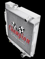 1960 to 1965  Ford Econoline / Champion 3 Row CC6065B-LP Aluminum Radiator