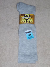 High Meadows - Moisture Wicking Boot Socks - #9157 - Gray - Large - Fits 10-13
