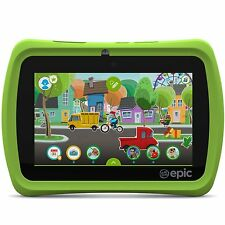 "LeapFrog 31576 Epic 7"" inch 16GB Android-based Kids WiFi Tablet:Brand New"