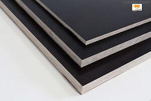 125 x 80 cm Siebdruckplatten 18mm 45,90/€m/² Siebdruckplatte Siebdruck Sperrholz Birke Anh/änger NEU