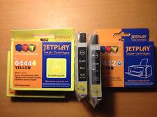 Lot 5 cartouches N & B et couleur pour imprimante Epson Stylus