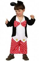 Déguisement Bébé Garçon SOURIS 12-24 Mois Enfant Mickey Dessin Animé NEUF