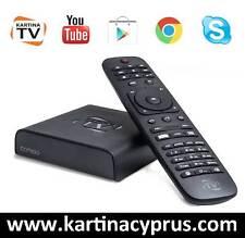 Kartina TV Comigo Quattro Android WiFi IPTV box Russian TV