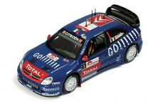 "1/43 Citroen Xsara WRC  "" Go ""  Rally Japan 2006  S.Loeb / D.Elena"