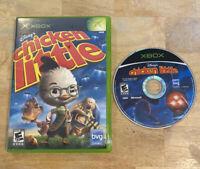 XBOX Disney's Chicken Little  Microsoft  Xbox