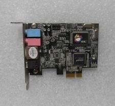 SIIG IC-510111-S2 Soundwave 5.1 PCIe Surround Sound Card