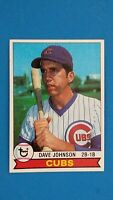 1979 TOPPS BASEBALL #513 DAVE JOHNSON CUBS EXMT