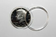 1 Airtite Direct Fit Coin Holder Capsule T30 For Half Dollar Like KENNEDY - NEW