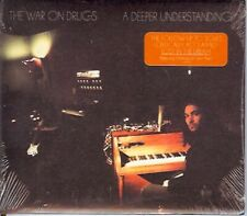 The War On Drugs A Deeper Understanding New Sealed 2017 Electronic Rock Pop Cd