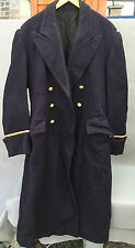 Ancien manteau militaire uniforme officier armé de l'air  french antique uniform
