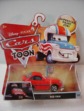2010 Disney PIXAR CARS Mater the Greater✿TOON✿#15 BIG FAN✿