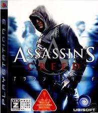 ASSASINS CREED PS3 Import Japan Assassin's