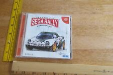 Sega Rally Championship 2 Sega Dreamcast Game Complete Fun Japan Import Games