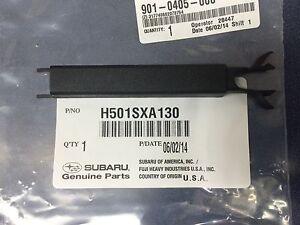 Subaru Auto Dimming Mirror Harness Cover Cap H501SXA130 Genuine Oem windshield