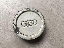 1X Audi Nabenkappe Nabendeckel Emblem Abzeichen Kunststoff HBZ 811601165