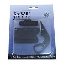 "Ka-Bar 1478 TDI Last Ditch LDK Fixed Knife 1.75"" Blk Blade Composite Sheath"