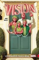Vision Vol. 1: Little Worse Than A Man by King, Tom