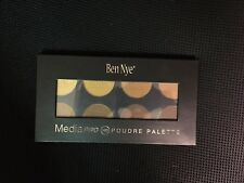 Ben Nye Media Pro Poudre  8 Pressed Color Makeup Palette MHCP-8