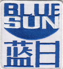 PARCHE SERENITY FIREFLY BLUE SUN  PATCH