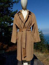 Vintage Camel Cashmere Coat, Belt Closure, Size 16, Nordstrom. Classy!