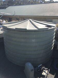 Water tank Bushmans 22500lt