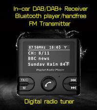 Universal Car Styling 12V-24V Car DAB+ Tuner Car Radio Adapter FM Transmitter