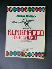 ALMANACCO DEL CALCIO 1975-76 - GUERIN SPORTIVO