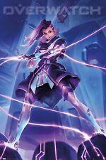 Overwatch D.Va Digital Art Poster Print T1179 A4 A3 A2 A1 A0|
