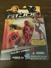 GI JOE RETALIATION ALLEY VIPER 2012 MOC