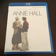 Annie Hall 1977 Woody Allen Diane Keaton Shelley Duvall Widescreen Mint Blu Ray