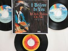 LOT OF 4 ' DON WILLIAMS ' HIT 45's+1P(Copy) [I Believe In You]  THE 70's&80's!