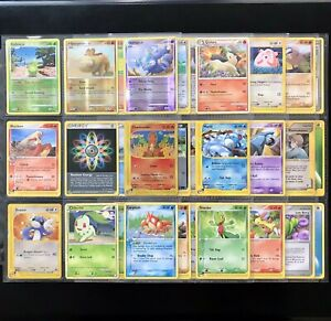 Pokemon Card Collection Lot EXPEDITION HeartGold SoulSilver EX R&S D&P HOLO RARE