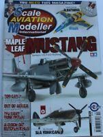 Scale Aviation Modeller Magazine 22.10 F-14 Tomcat,Sea Hurricane,P-51,Defiant