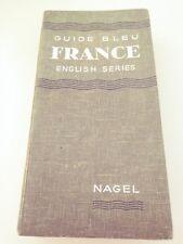 FRANCE - GUIDE BLEU - ENGLISH SERIES - REDUCED