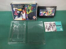 KAGE NO DENSETSU The legend of kage -- Boxed. Famicom, NES. Japan game. 10184