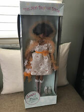 Somers Field Doll Mod British Birds Daisy NIB