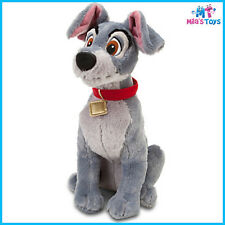 """Disney Lady and the Tramp 16"""" Tramp Plush Doll Toy brand new with tags"""