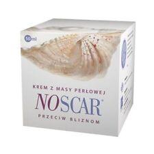 NOSCAR PEARL ANTI-SCAR CREAM KREM Z MASY PERLOWEJ PRZECIW BLIZNOM 50 ML