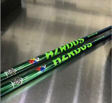 TaylorMade Golf M5 M6 Driver Shaft Project X HZRDUS Smoke Green PVD 60 6.5 Hulk