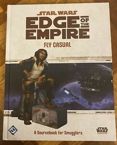 Star Wars Edge Of The Empire Fly Casual