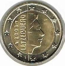 Luxemburg 2003 UNC 2 euro : Standaard