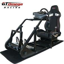 Racing Simulator Cockpit RS9 Seat Suitable For Thrustmaster T500RS TH8A TH8RS