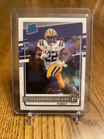 2020 Panini Donruss Optic Clyde Edwards-Helaire RC